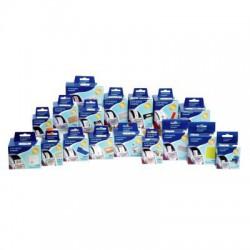 Štítky pro DYMO LabelWritter CD/DVD, 160 ks