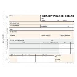 Výdajový pokladní doklad, Op-37