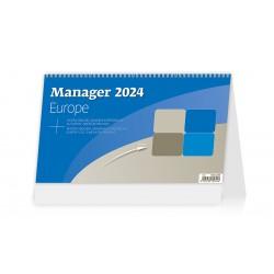 """S60-22 - stolní kalednář """"Manager Europe"""""""
