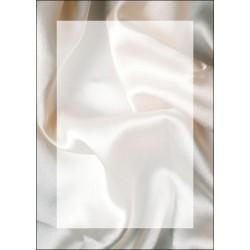 """Barevné archy A4 s motivem """"Hedvábí"""", 50 ks"""