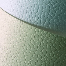 Ozdobný papír Mozaika bílá 230g, 20ks