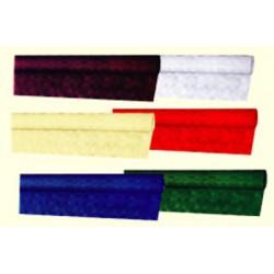 Ubrus papírový 8 x 1,2 m, tmavě modrý