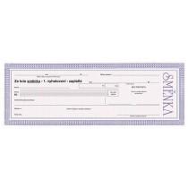 Směnka cizí (zaplaťte), NCR, Op-113