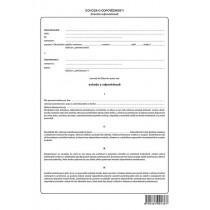 Dohoda o hmotné zodpovědosti A4, Op-138