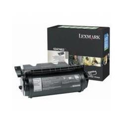 Cartridge Lexmark 12A7462, černá, ORIGINÁL