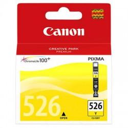 Cartridge Canon CLI-526Y, žlutý ink., ORIGINÁL
