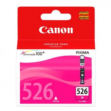 Cartridge Canon CLI-526M, červený ink., ORIGINÁL