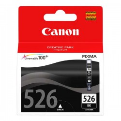 Cartridge Canon CLI-526BK, černý ink., ORIGINÁL