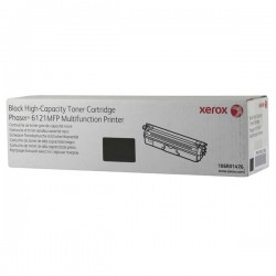 Cartridge Xerox Phaser 6121, 106R01476, černá náplň, ORIG.
