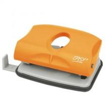 Děrovač Easy 2150, 15 listů, oranžový