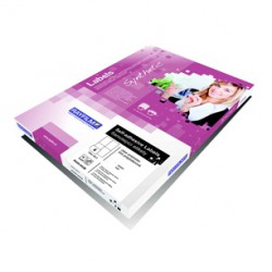 Samolep. folie RAY R05041123G, A4  bílá, pro las. tisk,10ks