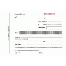 Stvrzenka A6, NCR, typ-75