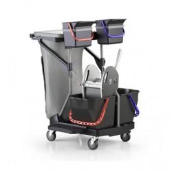 Eko úklidový vozík - sestava