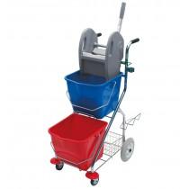 Úklidový vozík Praktik 9001J