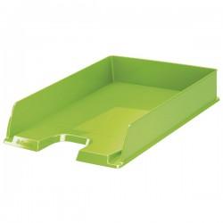 Zásuvka stohovací Europost VIVIDA, zelená