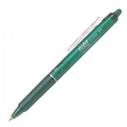 Přepisovatelný roller PILOT Frixion Clicker, zelený, 2061-4