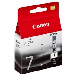 Cartridge Canon PGI-7 Bk, černý ink., ORIGINÁL