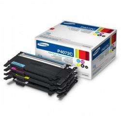 Cartridge Samsung CLT-K4072C, sada barev CMYK, ORIG.