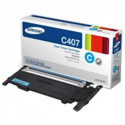 Cartridge Samsung CLT-C4072s, modrá náplň, ORIG.