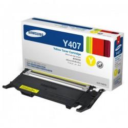 Cartridge Samsung CLT-Y4072s, žlutá náplň, ORIG.