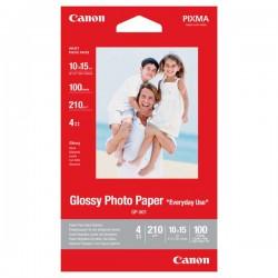 Canon Photo paper Glossy, foto papír, 10x15 cm/210g, 100 ks