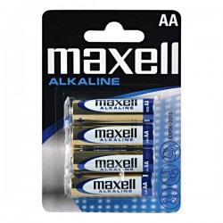 Tužk.baterie 1,5 V Maxell Alkalická, AA, LR6 1ks