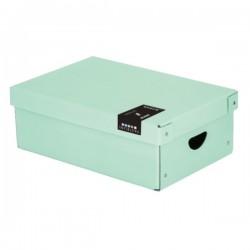 Krabice lamino PASTELINI, zelená