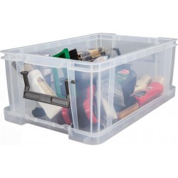 Plastový odkládací box Allstore 400 x 255 x 150 mm