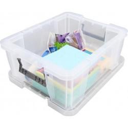 Plastový odkládací box Allstore 480 x 380 x 190 mm