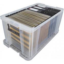 Plastový odkládací box Allstore 640 x 380 x 310 mm