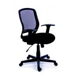 """Židle kancelářská """"Fun"""", černá"""