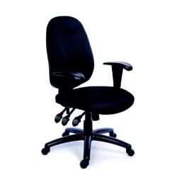 """Židle kancelářská """"Energetic"""", černá"""