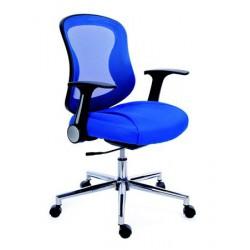 """Židle kancelářská """"Spirit"""", modrá"""