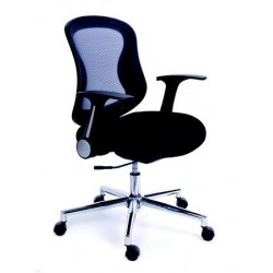 """Židle kancelářská """"Spirit"""", černá"""