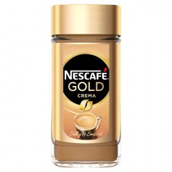 Káva Nescafé Gold Crema, 200g