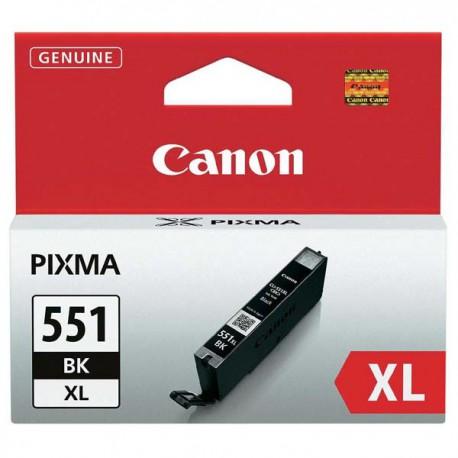 Cartridge Canon PGI-551BK XL, černý ink., ORIGINÁL