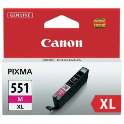 Cartridge Canon PGI-551M XL, červený ink., ORIGINÁL