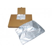 Přířezy mikrotenové 25 x 35 cm, 2000 ks v boxu