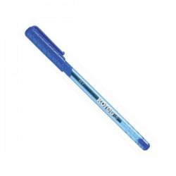 Jednorázové kuličkové pero KORES K2, modré