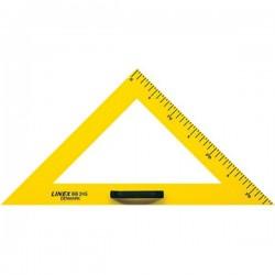 Tabulový trojúhelník 45/90°, Linex