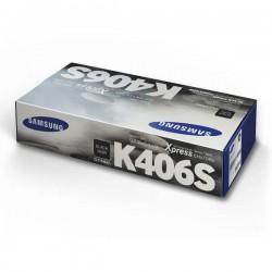 Cartridge Samsung CLT-K406s, černá náplň, ORIG.