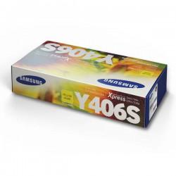Cartridge Samsung CLT-Y406s, žlutá náplň, ORIG.