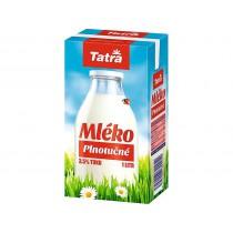 Trvanlivé mléko 1 l, plnotučné, 3.5% tuku