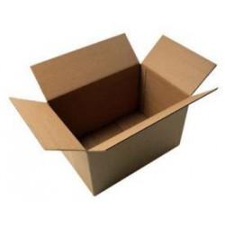 Kartonová krabice, hnědá 304x215x334 mm