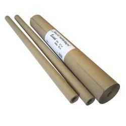 Balící papír šedák 90 gm-2, role 1 x 5 m
