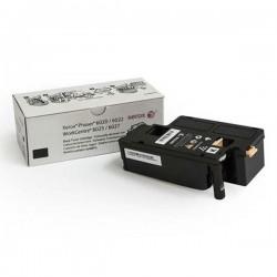 Cartridge Xerox Phaser 6022, 106R02763, černá náplň, ORIG.