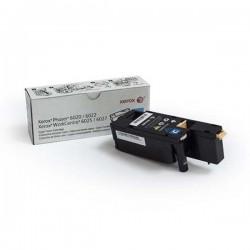Cartridge Xerox Phaser 6022, 106R02760, modrá náplň, ORIG.