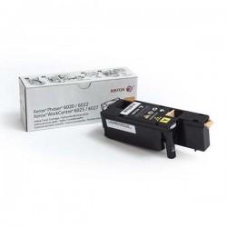 Cartridge Xerox Phaser 6022, 106R02762, žlutá náplň, ORIG.