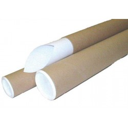 Tubus papírový, 74 cm/73 mm