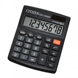 Kalkulačka CITIZEN SDC-805, 8 míst
